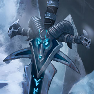 World of Warcraft Fan Art – Lich King Arthas