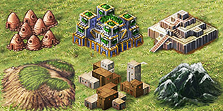 Bronze – Turn-based strategy game Artwork examples