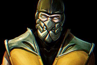 Mortal Kombat Fan Art – Scorpion
