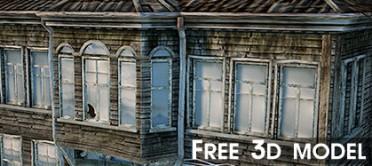 env-old-building-3d-model-thumbnail