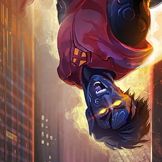 Nightcrawler Fan Art – X-Men Universe