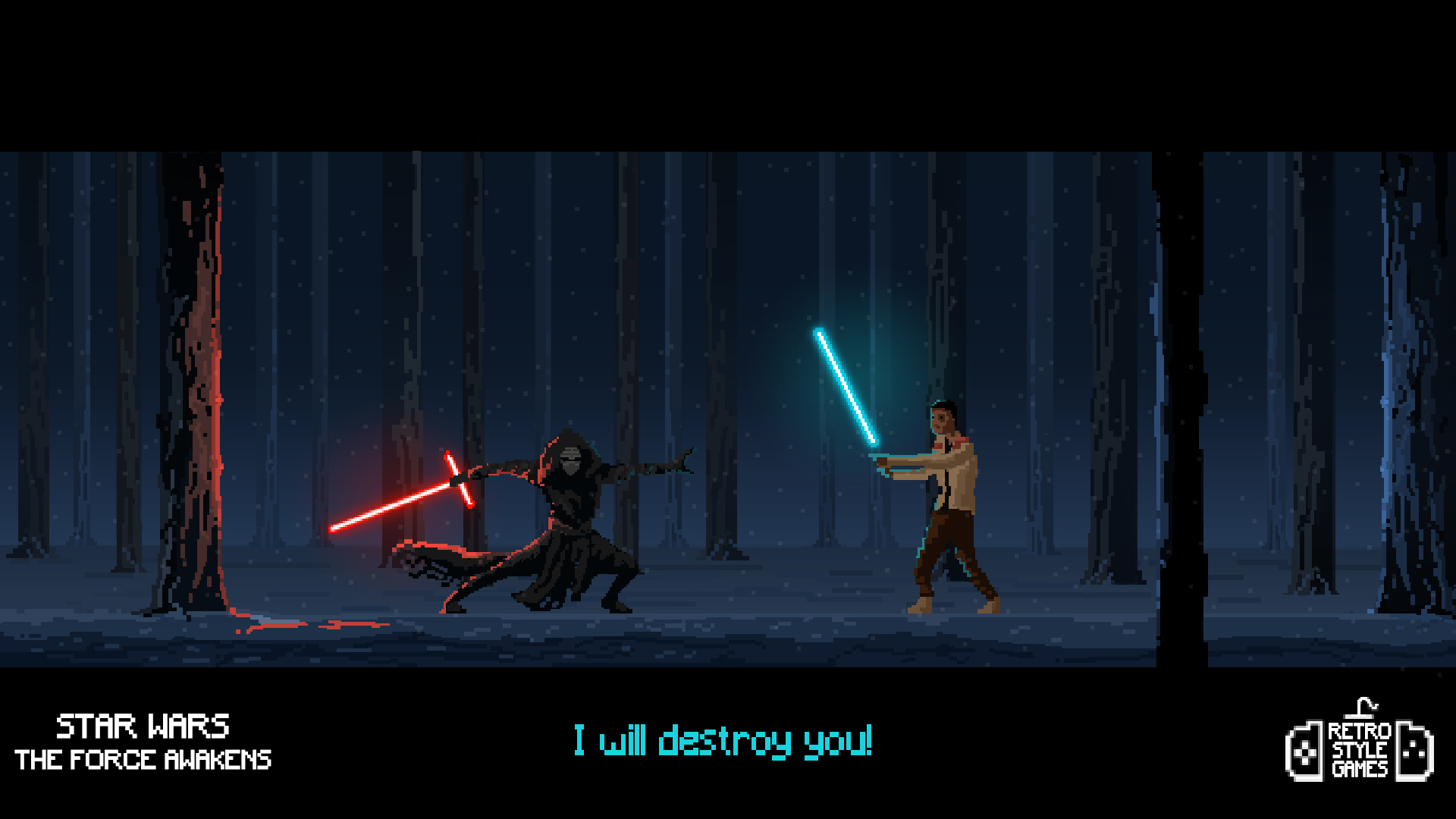 03-StarWars-Kylo-Ren-Finn-forest-fight-pixel-art