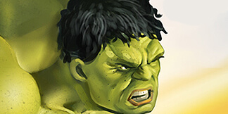 Hulk VS Superman Fan Art – The Fight