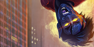 Nightcrawler Fan Art – X-Men Universe