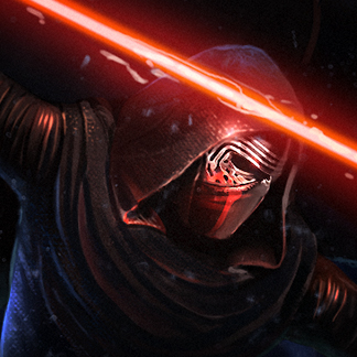 Star Wars Kylo Ren Character – Force Awakens Fan Art
