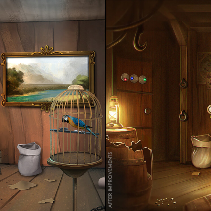 2D-PirateShip-Interior-Storage-Room-before-after