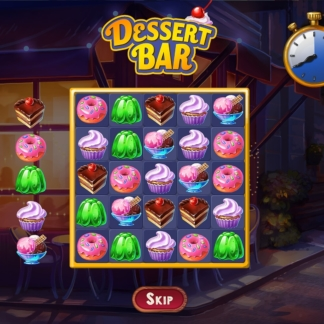 chef solitaire minigame dessert bar