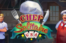 Chef Solitaire: USA – Full Art Production
