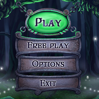Game Interfaces – GUI, HUD, Windows, Buttons, Overall UI Style