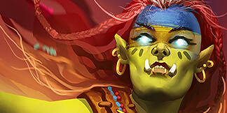 Storm Wars – Collectible Cards Orcish Nation
