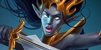 Storm Wars – Collectible Cards Dark Elf