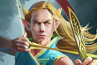 Storm Wars – Collectible Cards High Elf