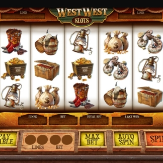 icons slots gamefactory gold rush theme