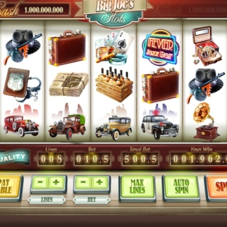 icons slots gamefactory mafia theme