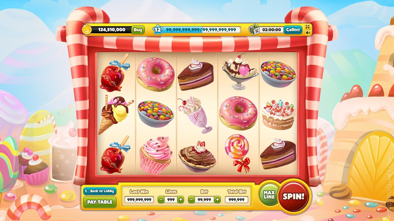 Candy Swap Slot Machine Review & Free Online Demo Game