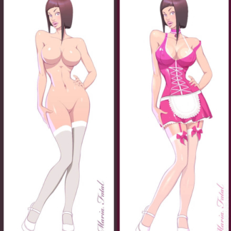 sexy girls 2d concepts