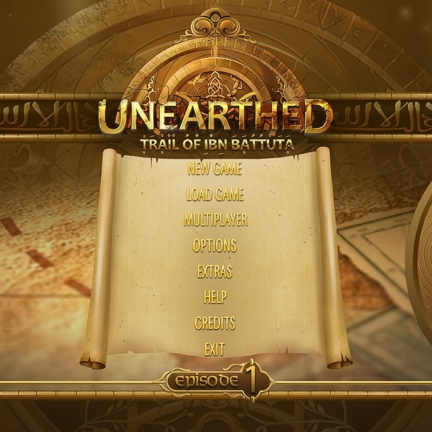 unearthed gui