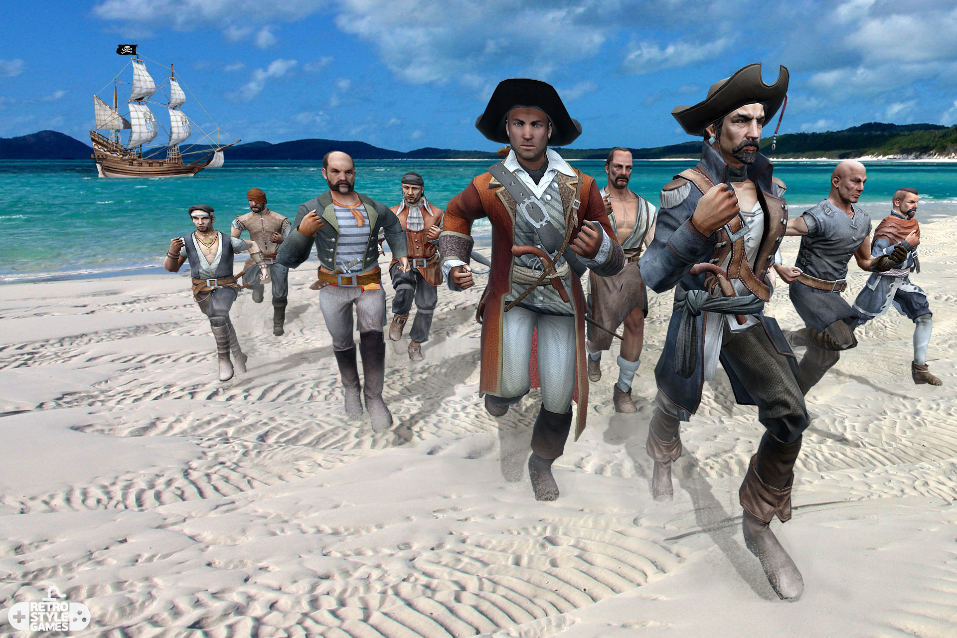 pirate characters first image