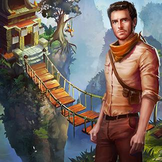 The Hidden Ruins – Adventure Escape HOG Artwork
