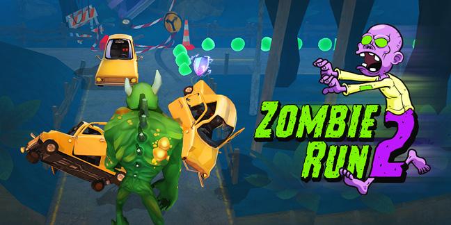 Zombie Run 2 – Monster Runner Game