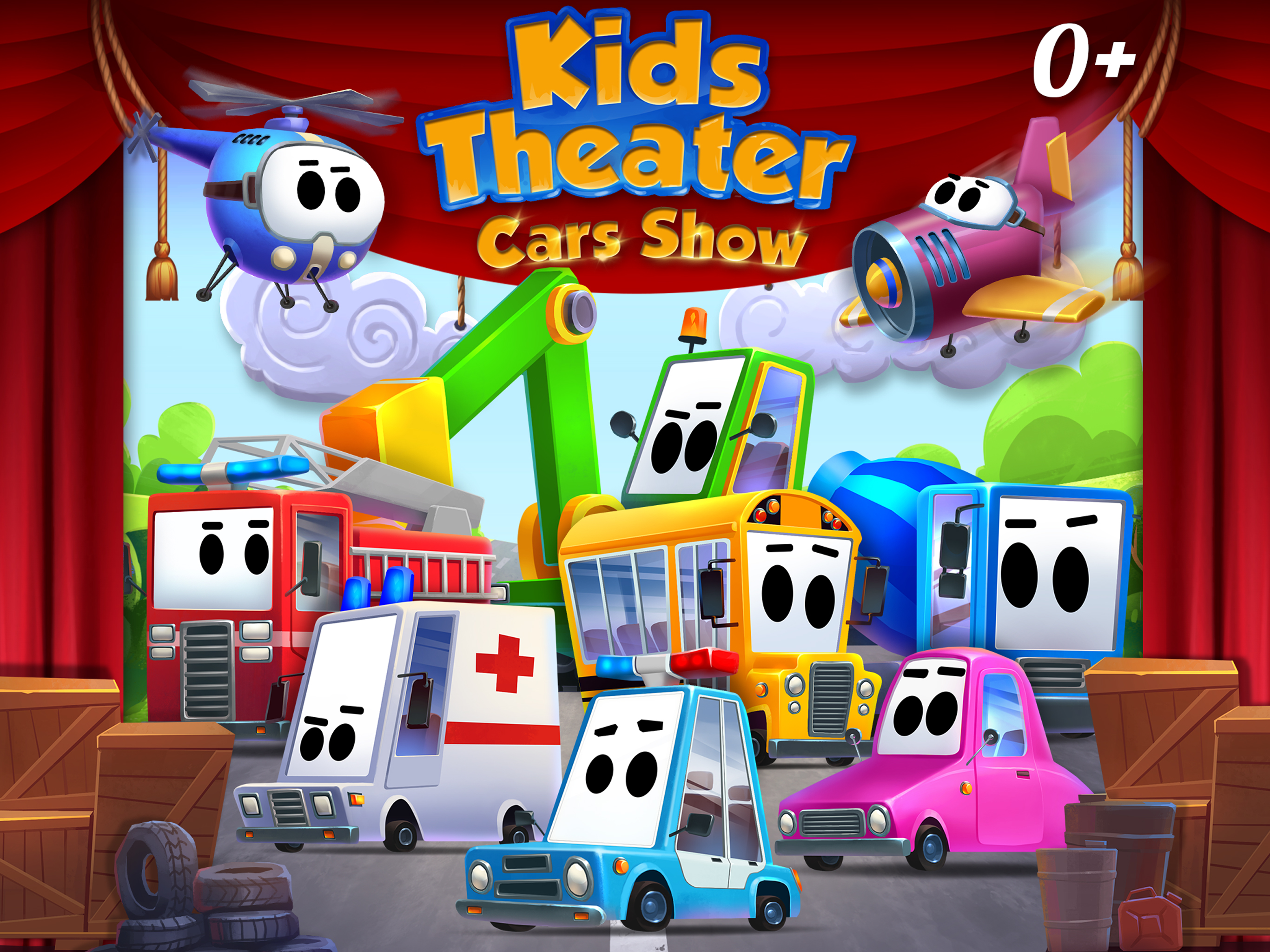 Kids theater cars 2732x2048 G ENG