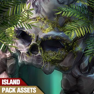 Treasure Island Pirate – Game Assets