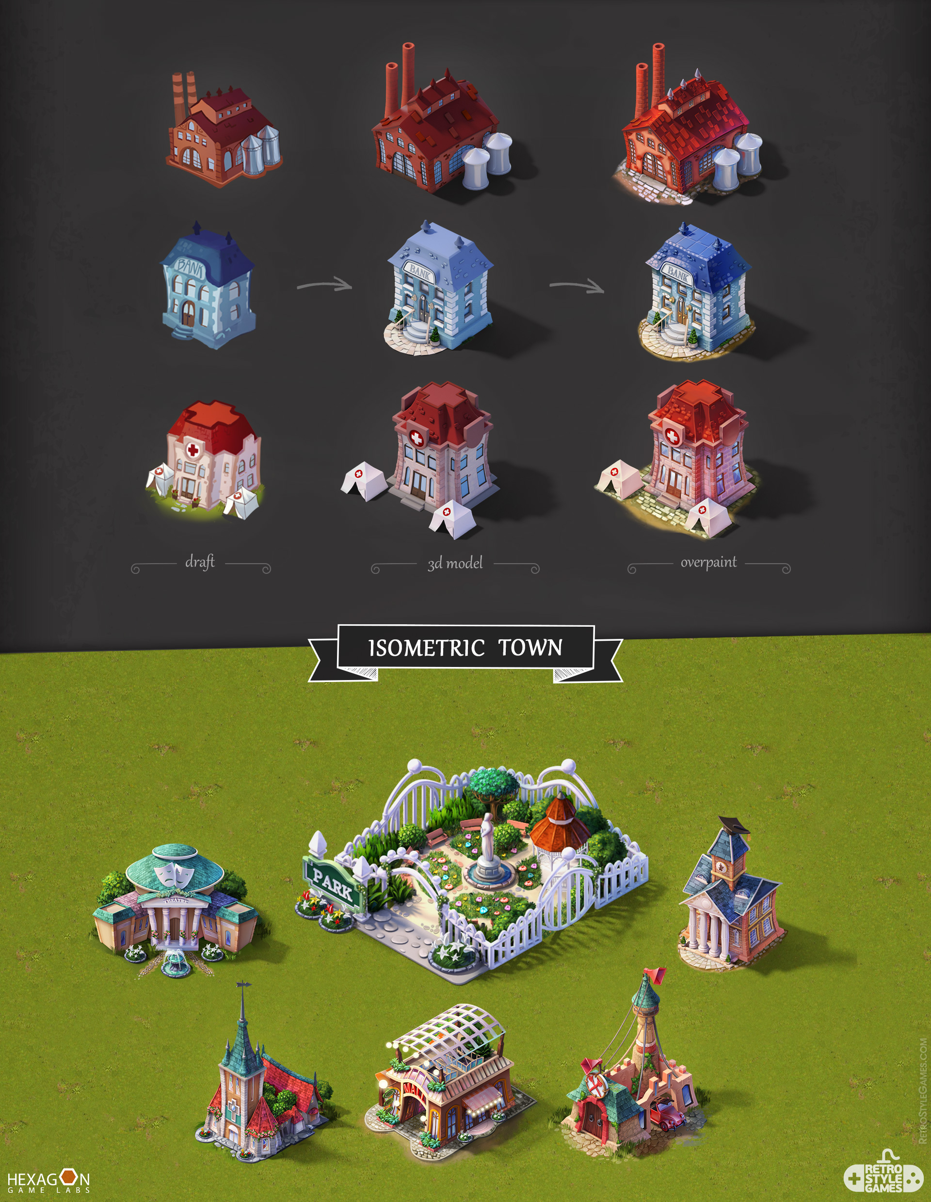 Steampower 1830 Isometric Game Sprites sheet-02