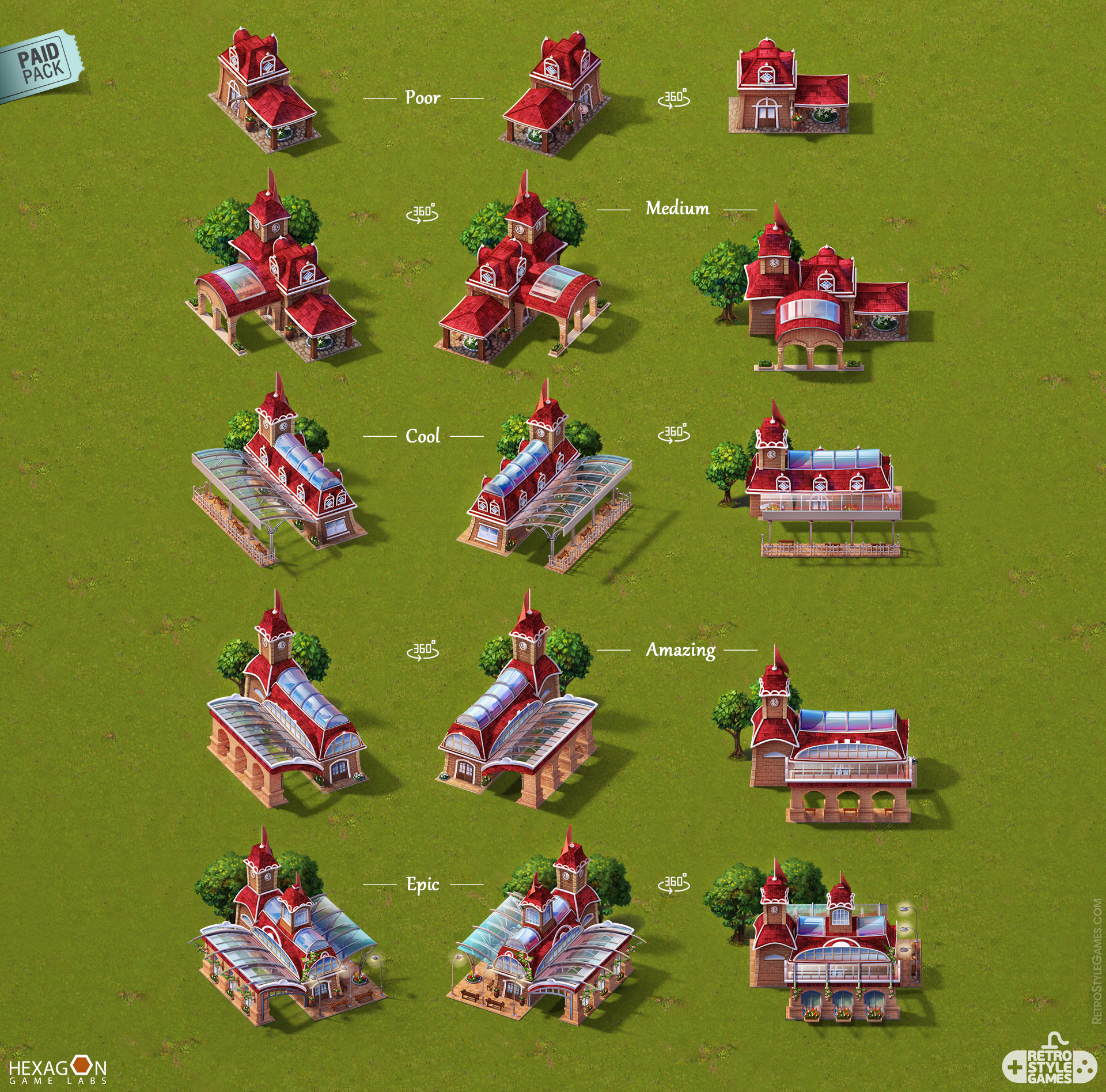 Steampower 1830 Isometric Game Sprites sheet-12