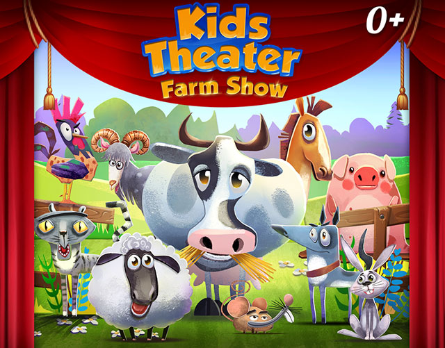 Kids Theater - Farm Show