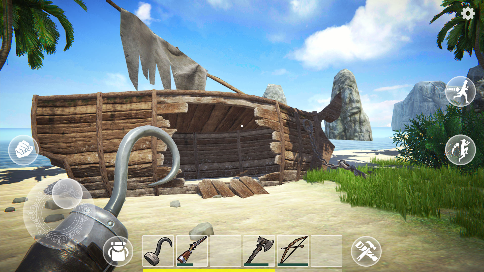 SURV screenshot Last Pirate 01
