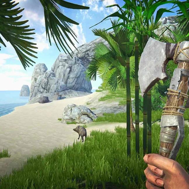 SURV screenshot Last Pirate 02