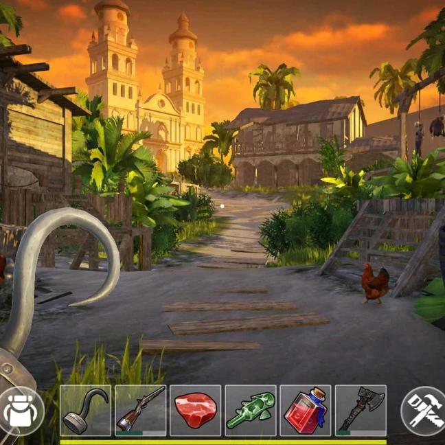 SURV screenshot Last Pirate 03