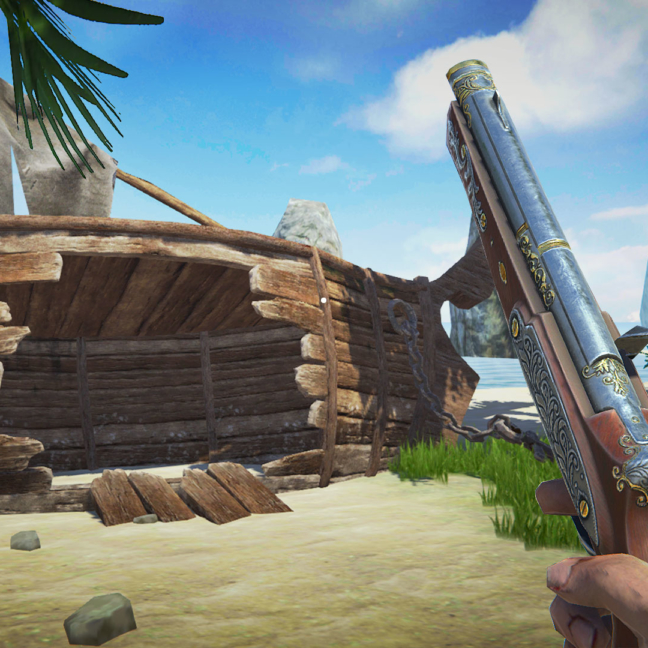 Last Pirate - Best Island Survival Game (Sea of Thieves / Atlas)