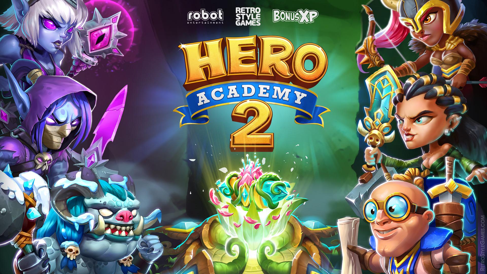 Fantasy Character Concept Art Hero Academy 2