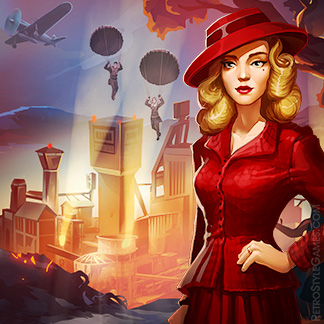 Icon Adventure Escape Allies Spies Game