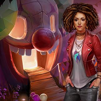 Icon Adventure Escape Carnival Game