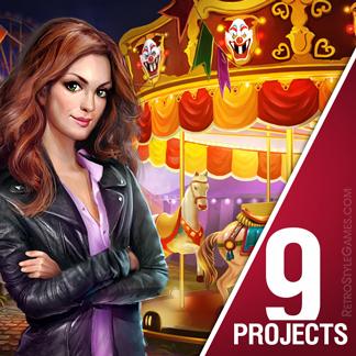 Icon Concept Art Adventure Games Behance