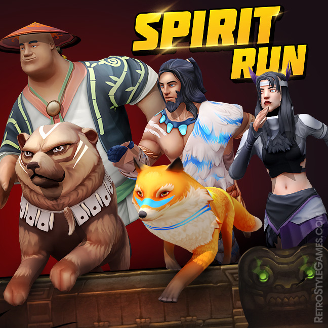 Game Engines Unity 3D Unreal Assembly Testing Spirit Run