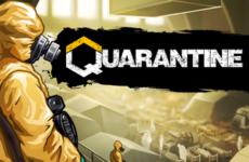 Quarantine – Game Trailer Art for Epidemy Simulator