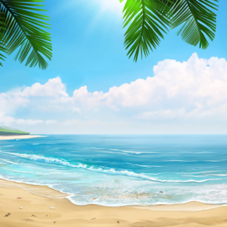 Paths 2D Game Background Island Lost Paradise Beach
