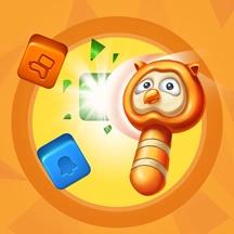 Toy Blast 2D Loading Pop-up Bonus Cubes Hammer