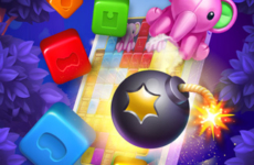 Toy Tap Fever – Match-3 Game Icons Art (Toon Blast)