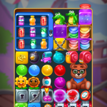 Toy Tap Fever GUI IAPs Icon Rokets Jelly Bear