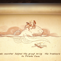 Haiku HOG Pirate Treasure Sea of Thieves Kraken