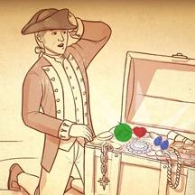 Haiku HOG Pirate Treasure Sea of Thieves Papyrus