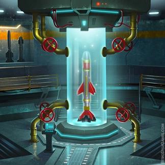 2D Game Background Adventure HOG Spy