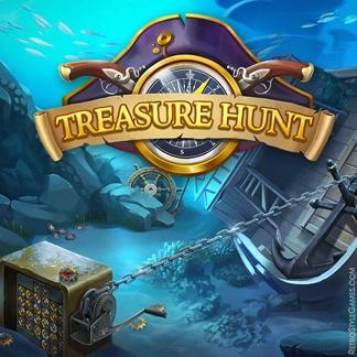 Adventure HOG Game Logo Design Concept Treasure Hunt