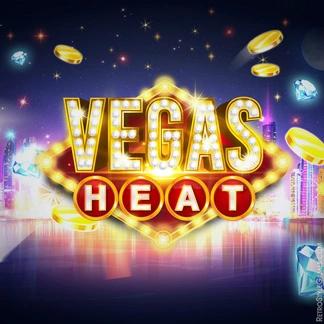 Slot Machines Game Logo Design Concept WIP Vegas