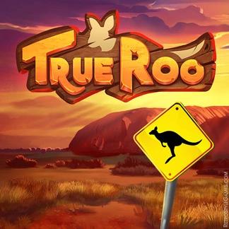 Slot Machines Game Logo Design WIP True Roo