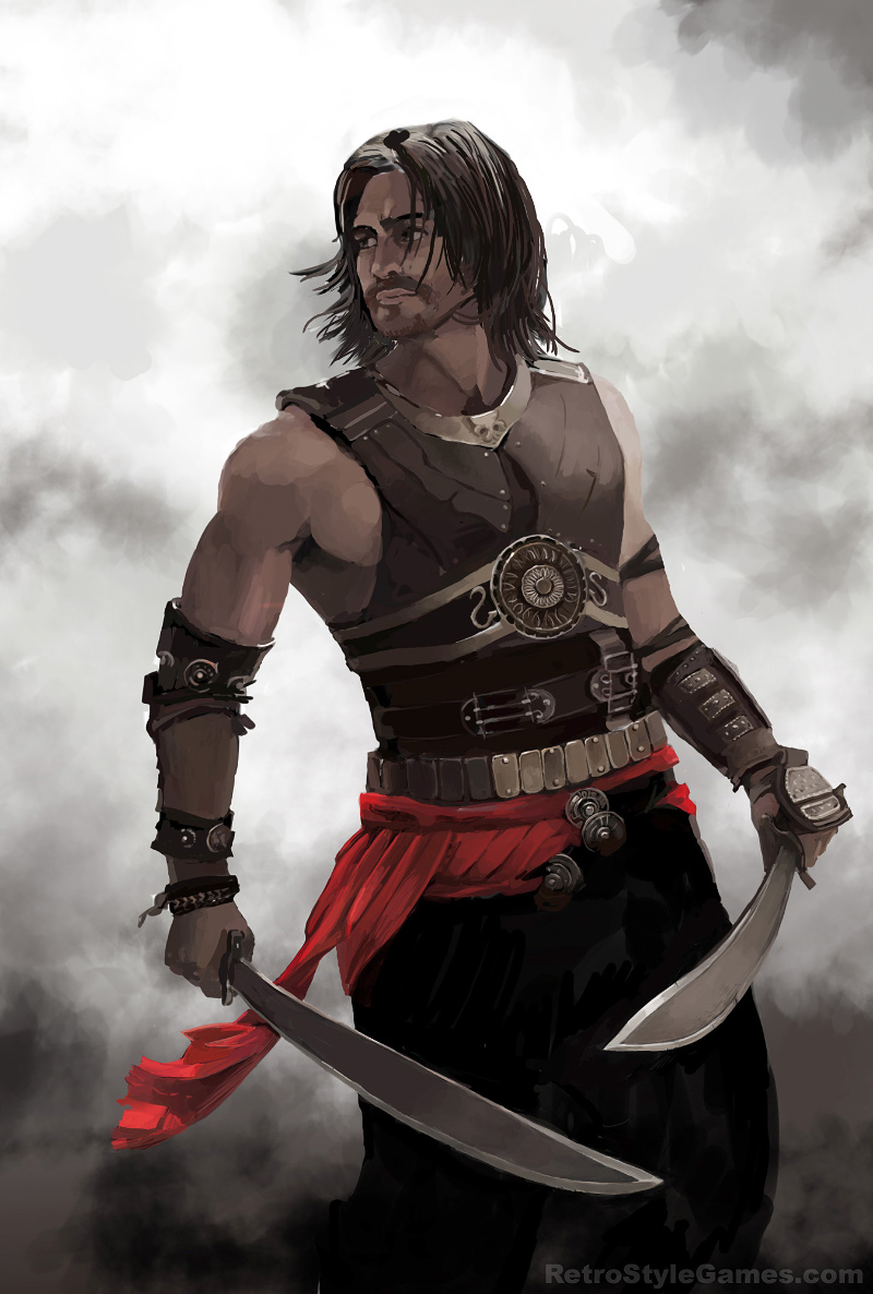 Prince of Persia Dastan fan art